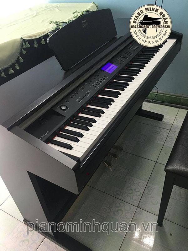 N piano i n yamaha ydp v240 piano minh qu n for Yamaha arius ydp v240 review